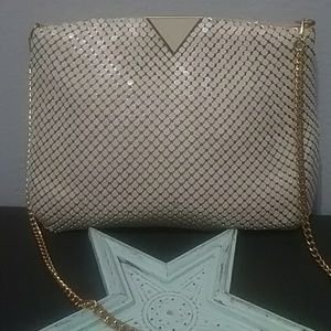VINTAGE- Elka Mesh Shoulder Bag